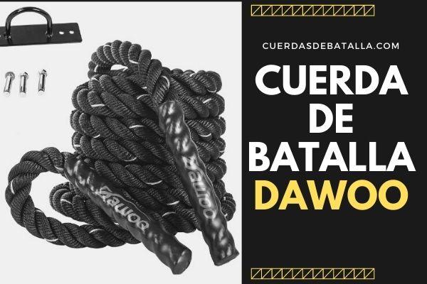 CUERDA DE BATALLA DAWOO