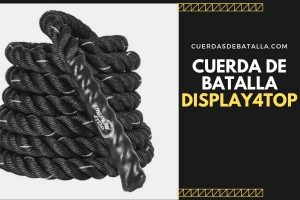 CUERDA DE BATALLA Display4top