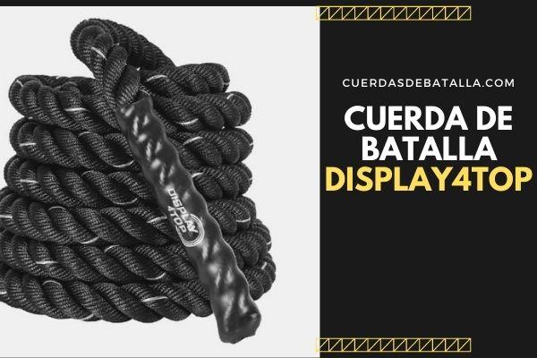 CUERDA DE BATALLA Display4top